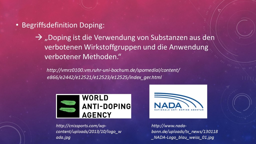 Definition Doping